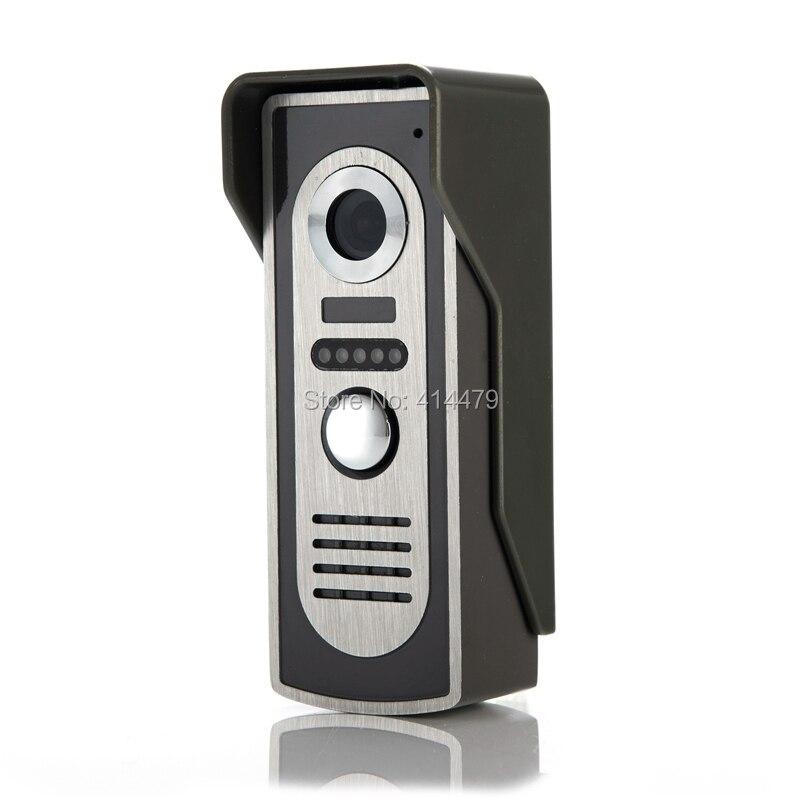700TVL Telecamera a Colori outdoor unità di Dispositivo per video citofono  intercom Kit 7c9d15cca82b
