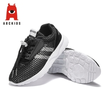 ABC KIDS Spring Summer Outdoor Running Sport Shoes Net Mesh Breathable Light Sneakers