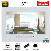 Souria 32 inch Magic Mirror Android Luxury Smart TV Television Hotel TV WIFI full HD 1080P