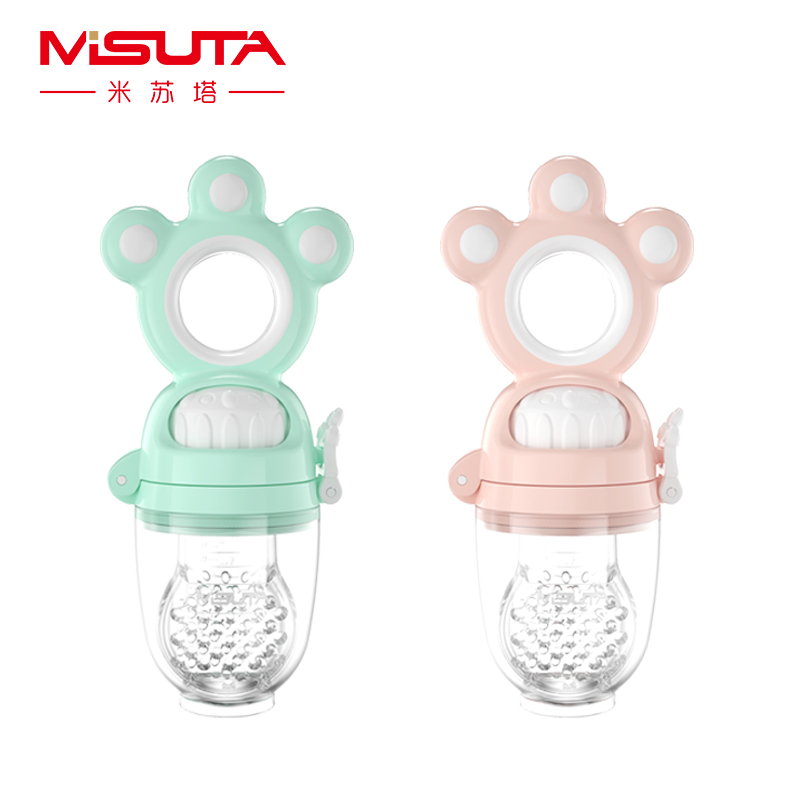 Baby Nipple Food Feeder Fruit Feeding Infant Pacifier Newborn Soother Teether Baby Care Feeding Nipple