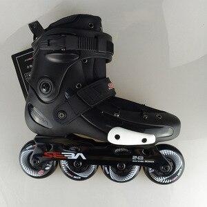 Image 2 - Japy Skate 100% Original SEBA FRMX Professional Slalom Inline Skates Adult Roller Skating Shoes Sliding Free Skating Patines