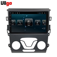9 inch Octa Core Android Car DVD GPS for Ford Mondeo Fusion 2013 2014 Autoradio GPS Car Head Unit with BT RDS WIFI Mirror Link