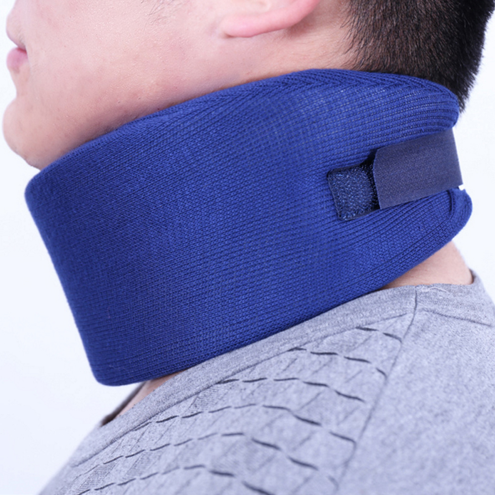 Medical Neck Brace Foam Cervical Collar For Sore Neck Cervical Traction Neck Stiffness Support Neck Surgery Orthopedic Collar medical polymer envelope neck collar cervical spondylosis cervical holder torticollis cervical traction s m l