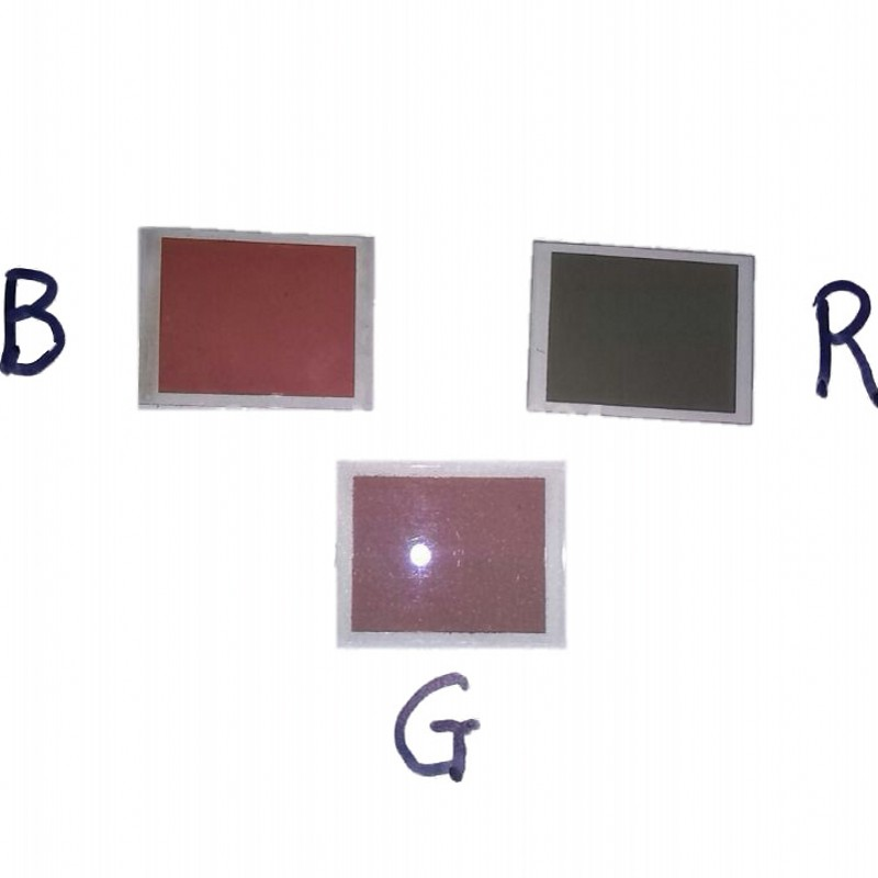 Freies Verschiffen Billig Projektor Polarisatoren (Größe 31 mm * 23 mm) für Epson EMP730