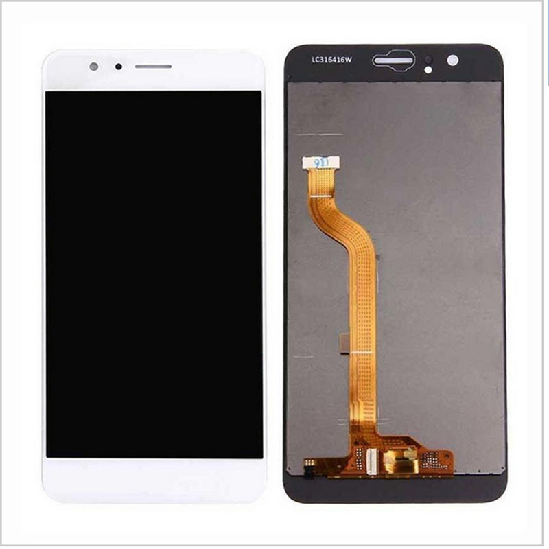 ФОТО AAA Top Quality LCD Screen for Huawei Honor 8 Replacement Accessories LCD Display+Touch Screen for Huawei Honor 8 5.2 inch