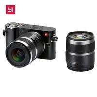 YI M1 Mirrorless Digital Camera International Version With YI 12-40mm F3.5-5.6 Lens LCDRAW LCD 20MP Video Recorder 720RGB H.264
