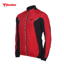 Tasdan Womens Thermal Jacket Outdoor Wear Three Layer Fabric Running Cycling Clothings