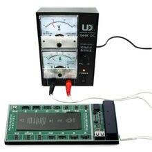 Batería smartphone carga rápida y placa de activación Cable de prueba para  el iPhone 7 7 más 6 6 S 5 5S 4 4S herramientas de rep. def590834e18