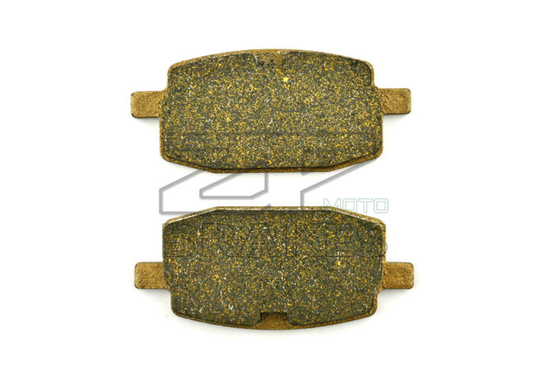 Organic Brake Pads For Front YAMAHA BW 100 S 2000- 90 Axis Pro Foot 1994- YA/JOG 90 Axis 1990- CR 90 Target 1991- TZR 80 1992-