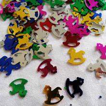 Arts Crafts Handy Creative Kids 25gram/Lot Activity-Item Sequins.craft-Material Intelligence