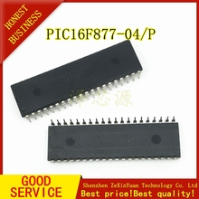 2PCS/LOT PIC16F877-04/P DIP-40 PIC16F877 DIP
