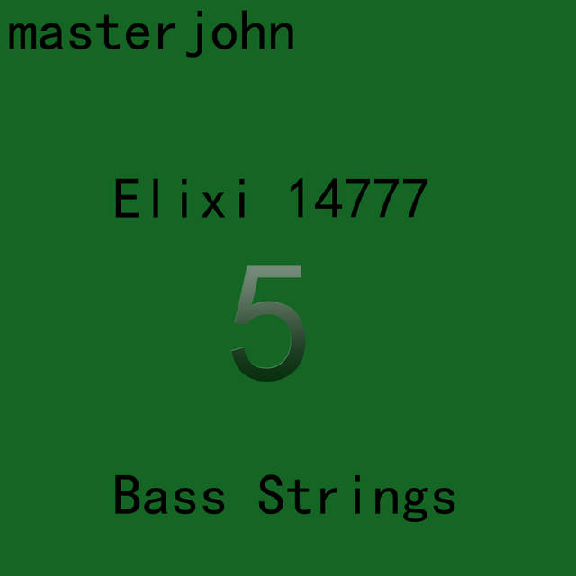Elix NANOWEB 14077/14777 Electric Bass Strings 4/5 Strings Ultra Thin  Coating Steel Stings 045 105(045 130)|bass strings|electric bass  stringsbass sting - AliExpress