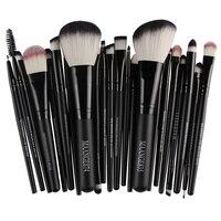 MANAGE 22Pcs Cosmetic Makeup Brushes Set Bulsh Powder Foundation Eyeshadow Eyeliner Lip Make Up Brush Beauty