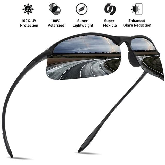 New Polarized Sunglasses For Men