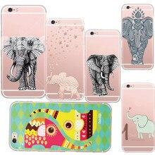 New Style font b Cases b font Cute Cartoon Animal world Elephant font b Case b