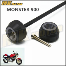 Free delivery For DUCATI MONSTER 900 2001-2003  CNC Modified Motorcycle drop ball / shock absorber
