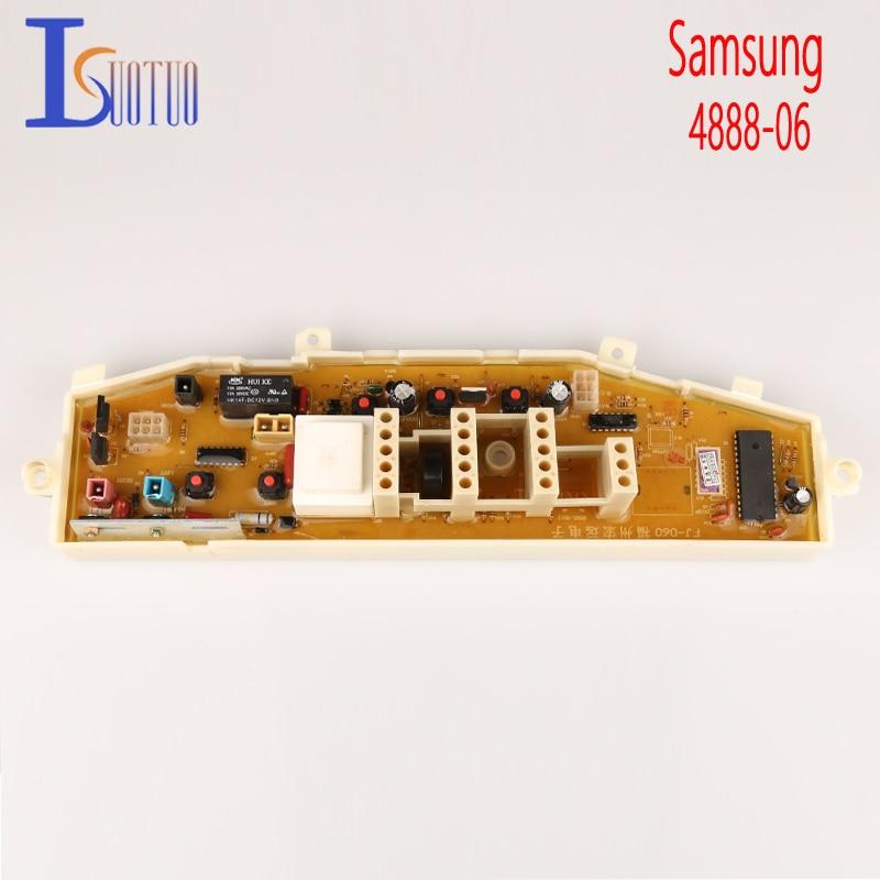 New Spot Samsung Washing Machine Motherboard 4888-06 barnes j levels of life