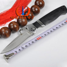 High Quality CPM-S30V blade G10 handle folding knife outdoor camping survival tool tactical knives