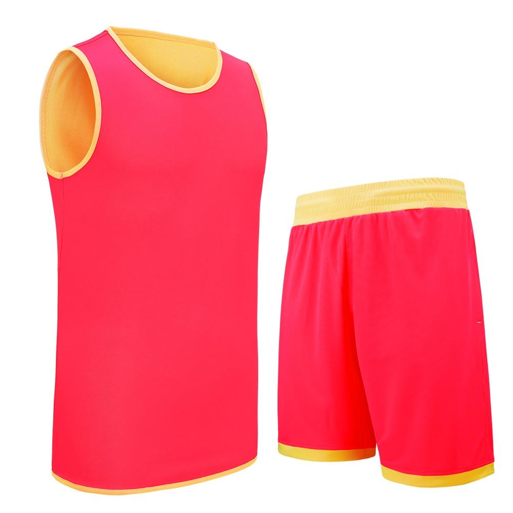 sanheng reversible basketball jersey set1