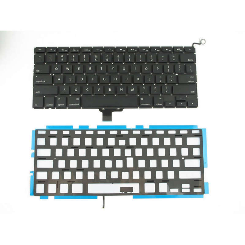 Keyboard Backlight Backlit For Macbook Pro Unibody 13 Inch A1278 2009-2012(China)