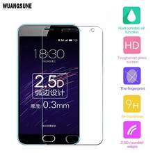 Meizu M2 Note Tempered Glass, Premium Glass Screen Protector Film 0.3mm 2.5D (For 5.5inch) Free shipping