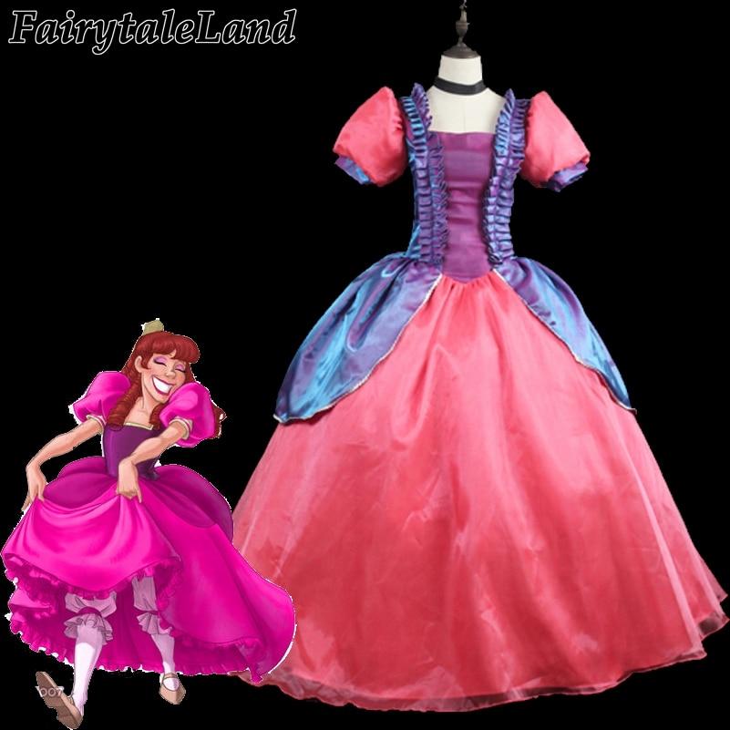 Здесь продается  Cinderella Anastasia Drizella cosplay Costume Fancy Halloween costumes for adult Cinderella sisters dress custom made  Одежда и аксессуары