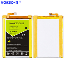 WONKEGONKE for Vernee Thor Battery mobile phone