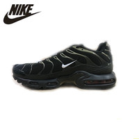 Nike Air Max Plus TN Tuned Original Men's Running Shoes Breathable Sports Outdoor Sneakers #852630 301
