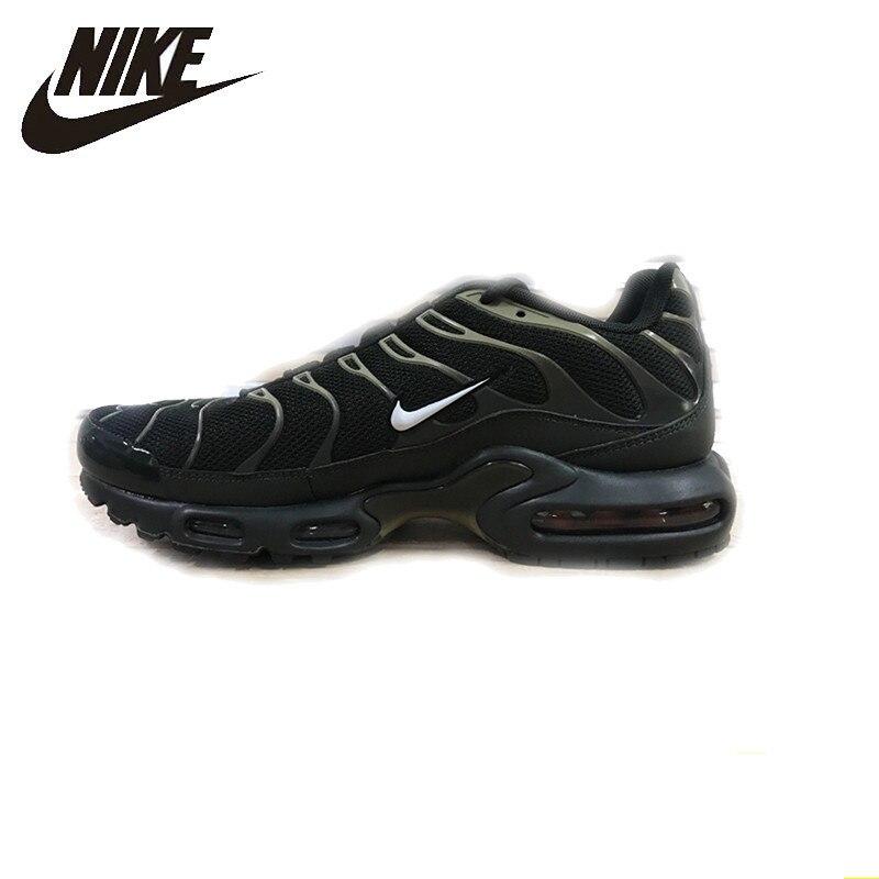 Nike Air Max Plus TN accordé Original chaussures de course pour hommes respirant Sports de plein Air baskets #852630 301