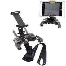 Mavic uzaktan kumanda tablet telefon braketi ve boyun askısı DJI Mavic 2 pro ve zoom/pro 1/hava /spark/mavic mini Drone