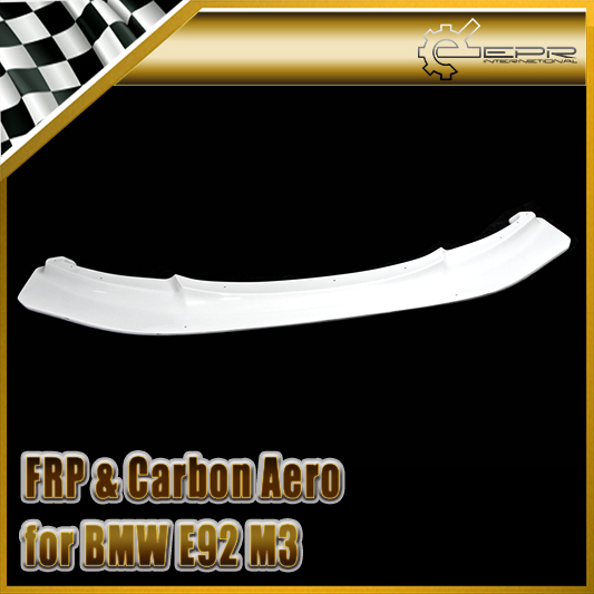Car-styling FRP Fiber Glass LB Style Front Lip Fit For BMW E92 M3