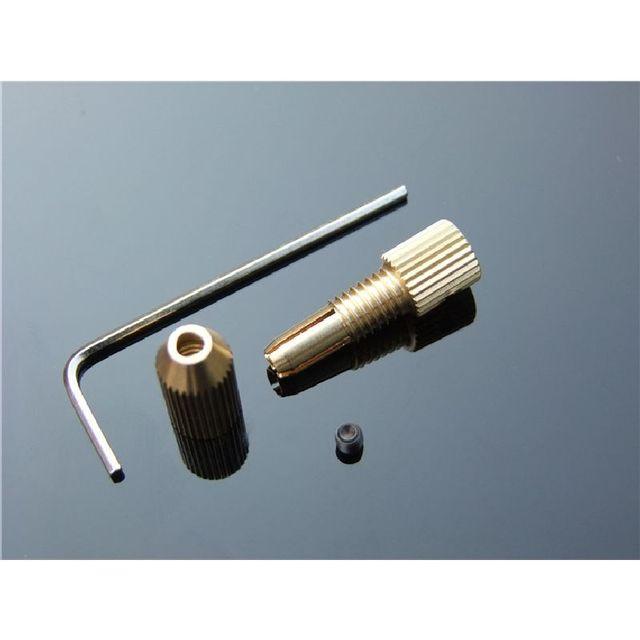 17 Sizes Hand Drill Accessories Clamp Drill Chuck Wood Drill Bit ...