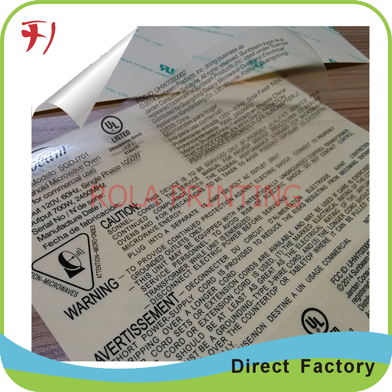 Customized best price paypal shipping label,fancy self adhesive paypal shipping sticker  ...