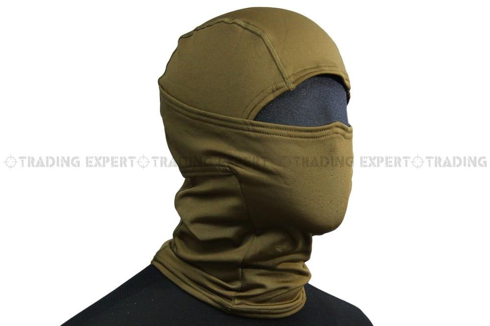 Эмерсон маска руно теплее гуд ( койот коричневый ) em6631b ...