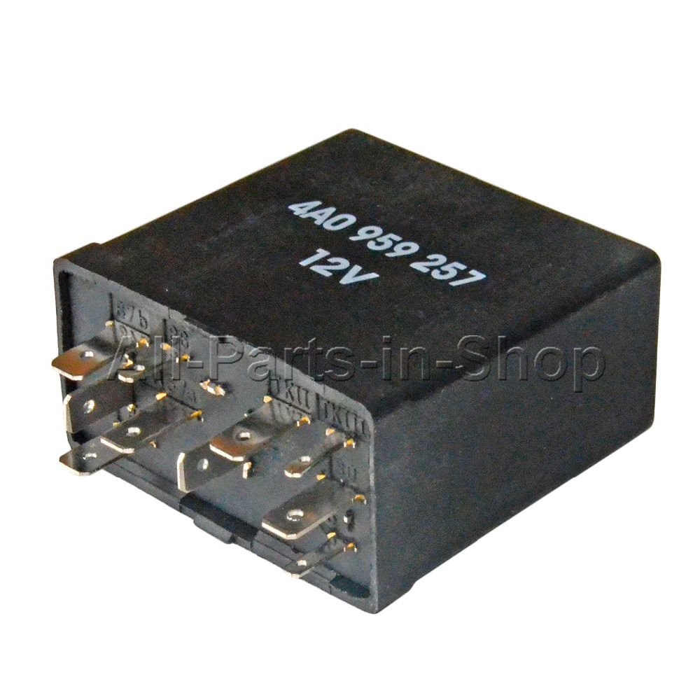 hight resolution of new 4a0959257 79fa404 electric window control relay for audi 80 b4 90 100 coupe c4 a6