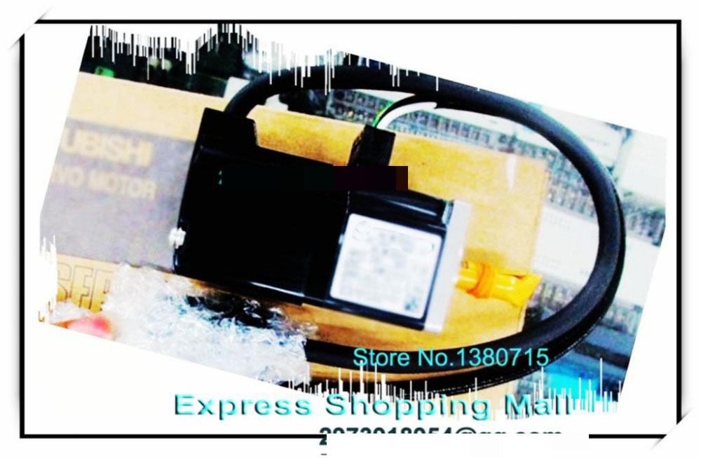 New Original HC-MFS053 0.16NM 3000rpm 200V 0.85A 50W AC Servo Motor used servo motor hc kfs053d almost new warranty for three months