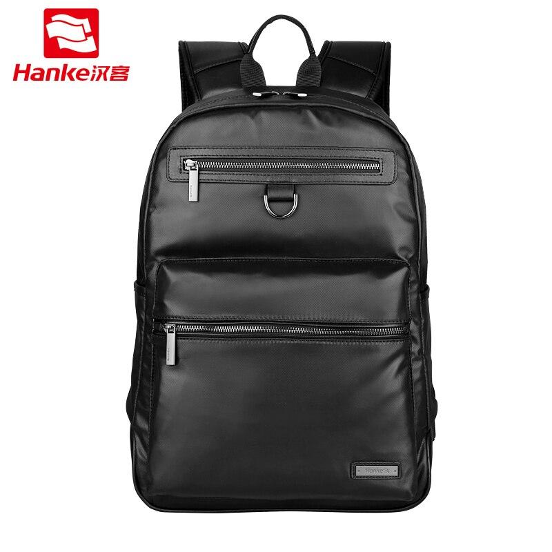 Hanke Fashion Laptop Backpack Men Women Water Resistant Lightweight Daypack Multifunction Travel Rucksack Teenager Boys Girls