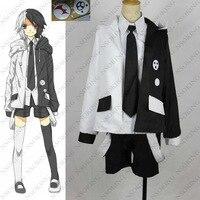 Free Shipping Anime Super Dangan Ronpa 2 cosplay Danganronpa Monokuma costume