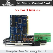 Card NcStudio Bộ điều khiển 3 trục NC phòng thu hệ thống CNC Router 5.4.49/5.5.55/5.5.60 phiên bản Tiếng Anh