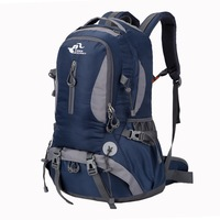 [QUBABOBO] 2019 New Arrival Hiking Campling 40L Backpack Lightweight With Alpenstock Strap Convenient Outdoor Use 7 colors