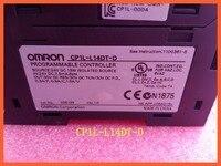 New Original CP1L L14DT D PLC CPU 24VDC input 8 point transistor output 6 point controller