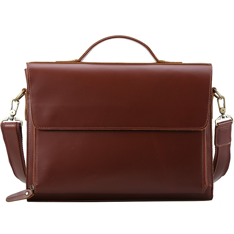 men business bags men briefcase bags man bags Genuine Leather bag  Laptop Tote Briefcases Crossbody bags Shoulder handbags big