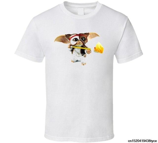 Gildanギズモグレムリンランボーtシャツ