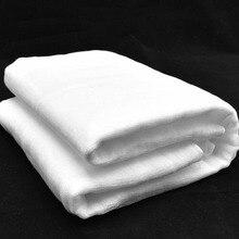 A gaze médica de 72cm x 10m desengordurou a atadura da gaze do tamanho grande do algodão