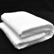 Gasa médica de algodón desengrasado, vendaje de gasa de gran tamaño desechable Medicinal no estéril, vendaje para heridas de 72cm x 10M