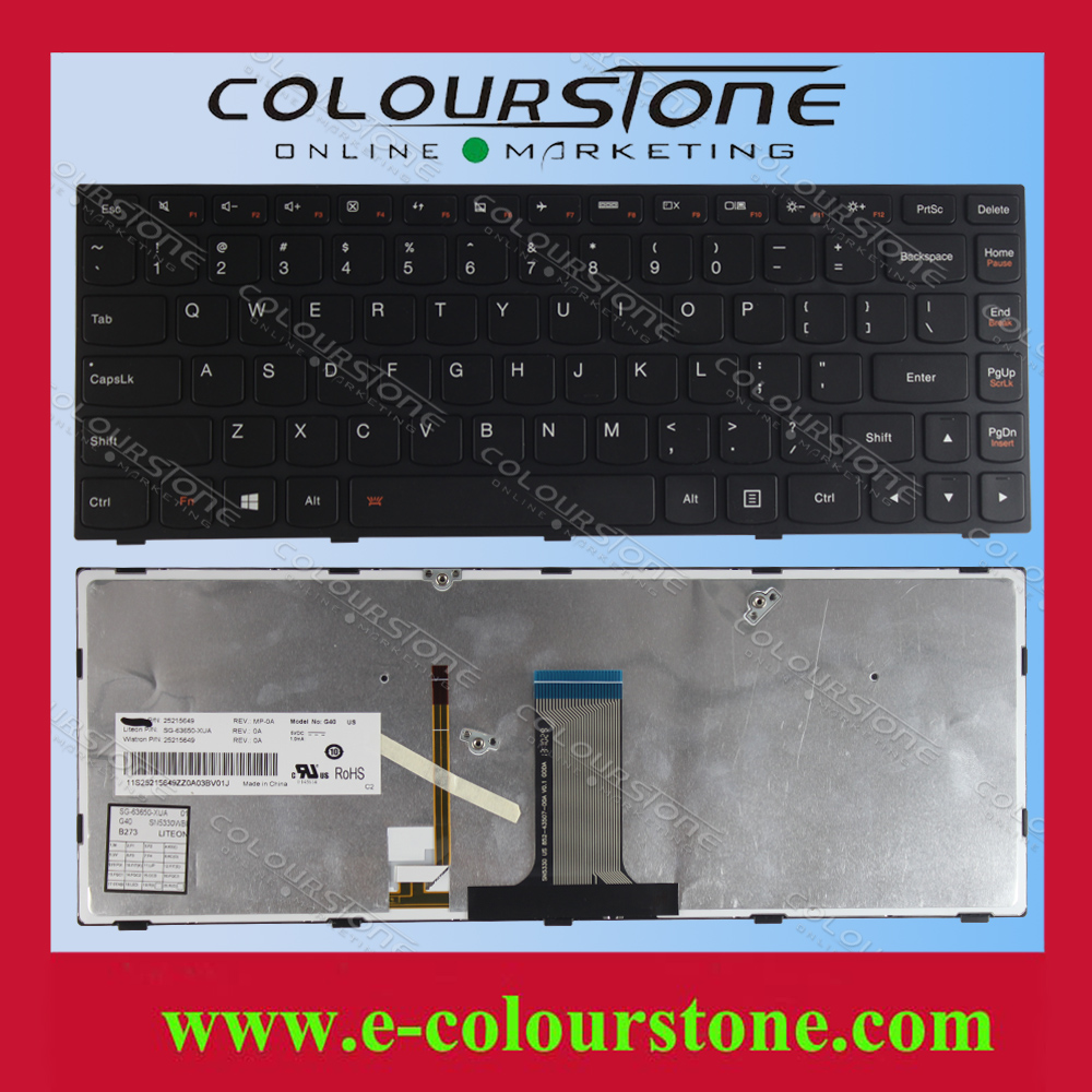 Подробнее о English Laptop Keyboard FOR LENOVO Z400 Z400A P400 Z410 Z400T Z400P US layout notebook keyboard BLACK english laptop keyboard for lenovo z400 z400a p400 z410 z400t z400p us layout notebook keyboard black
