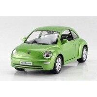 Children Kids Kinsmart Volkswagen New Beetle Model Car 1 24 KT7003 7inch Diecast Metal Alloy Cars