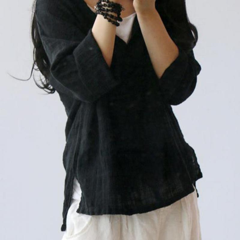 2018 Harajuku Long Sleeve Casual Sunscreen T Shirt Women