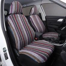 Cubierta de asiento de coche asiento de automóviles protector para hyundai getz grand starex veracruz veloster verna solaris 2017 2016 2015 2014