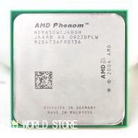 רשמי המקורי של AMD מעבד Phenom X4 9650 מעבד 2.3 גרם Socket AM2 AM2 +/940 פין/Dual-CORE/2 MB L2 Cache